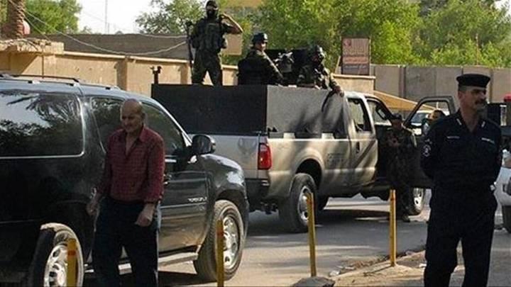 بغداد.. هجوم صاروخي يستهدف قاعدة تضم جنوداً أمريكيين