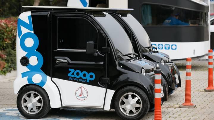 """""""زووب""""لاستخدام السيارات الكهربائية في تركيا"""
