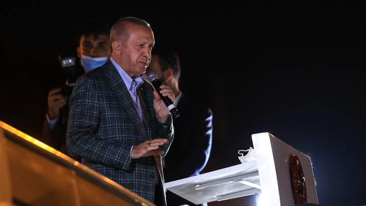 Erdogan: Wir untersuchen Hinweise auf terroristische Verbindungen zu Waldbränden