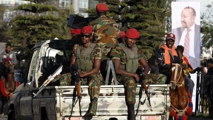 Äthiopische Regierung: Die Armee kann bei Bedarf in die Hauptstadt Tigray zurückkehren