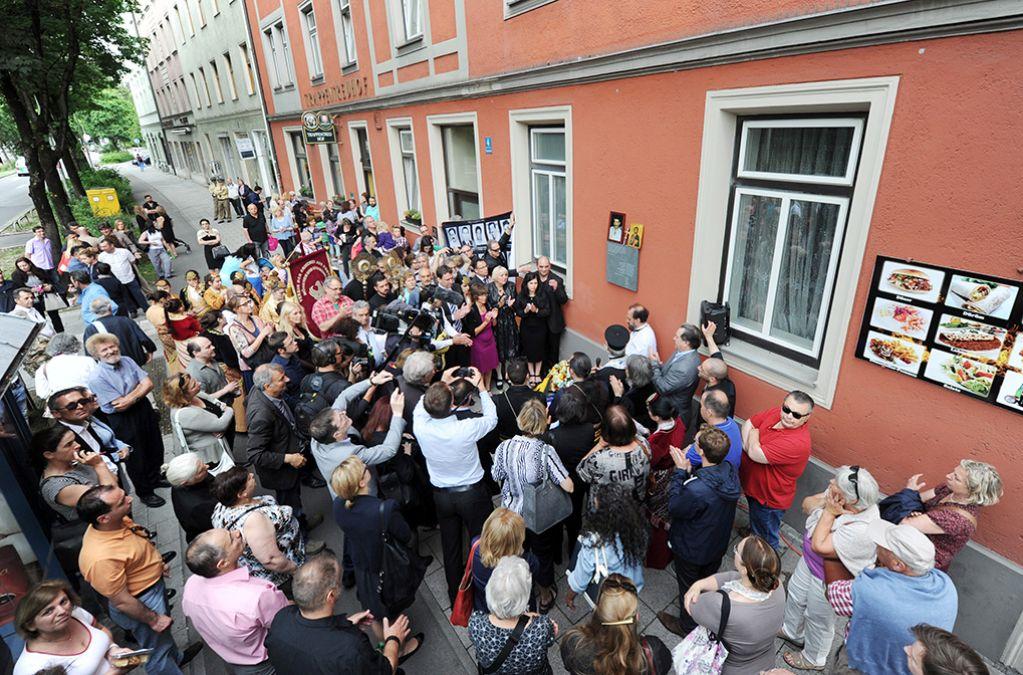 In seinem Schlüsseldienst-Laden in der Trappentreustraße wurde der 41-Jährige am 15. Juni 2005 erschossen.