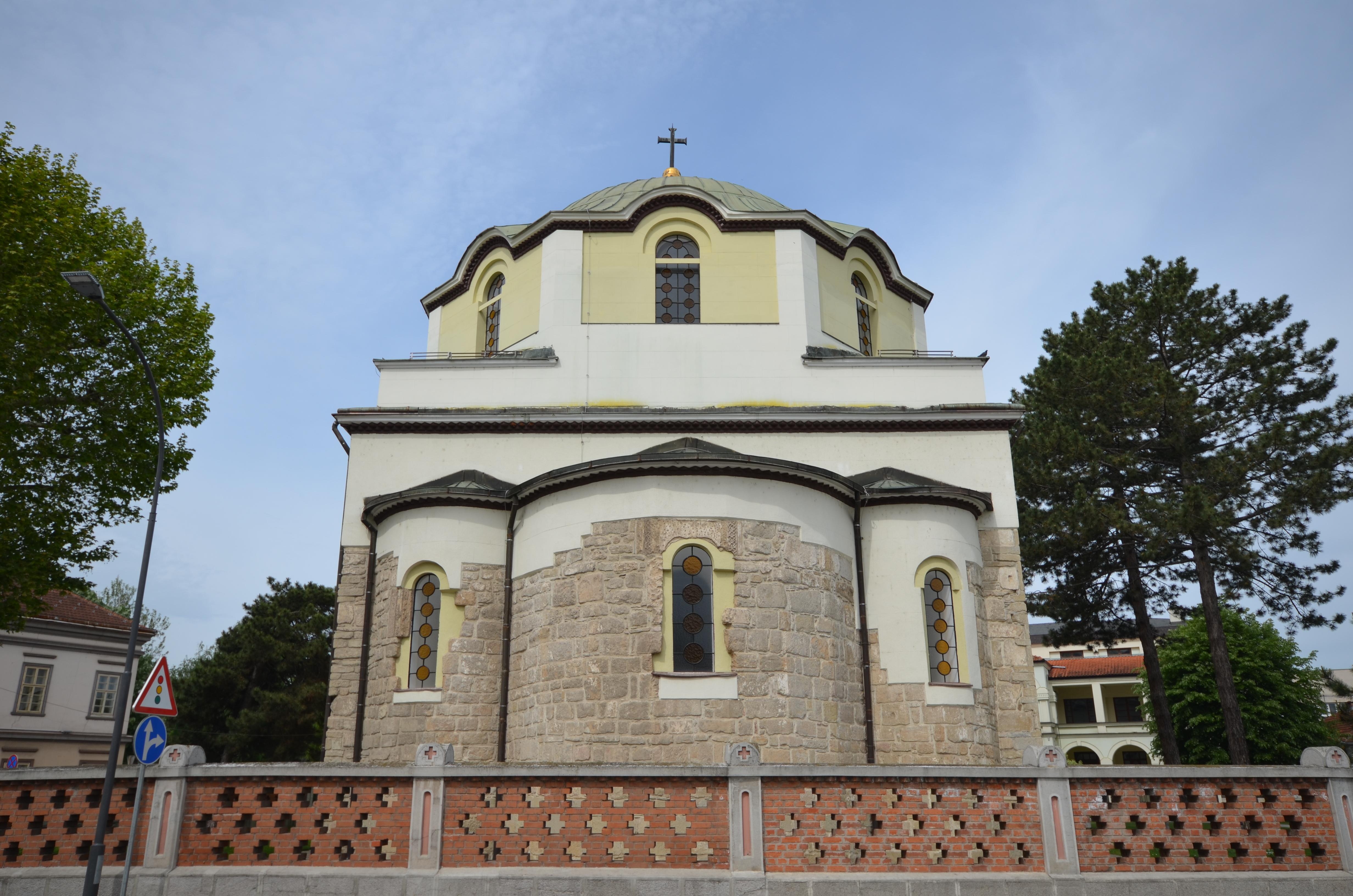 Serbien: Tur Ali Bey Moschee inzwischen zur Kirche umgewandelt
