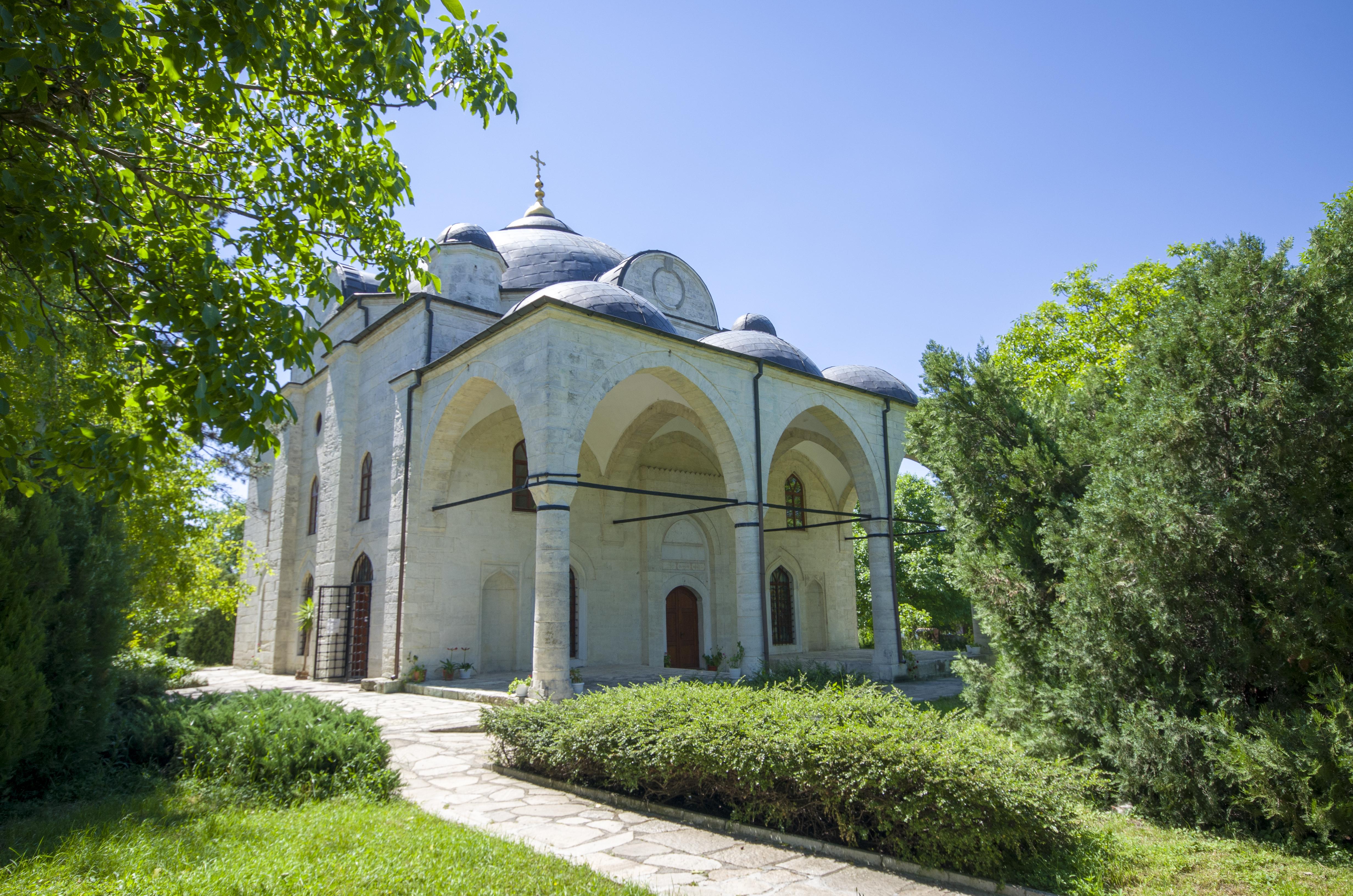 Bulgarien: Fatihi Gazi Sinan Paşa Moschee ist nun eine Kirche