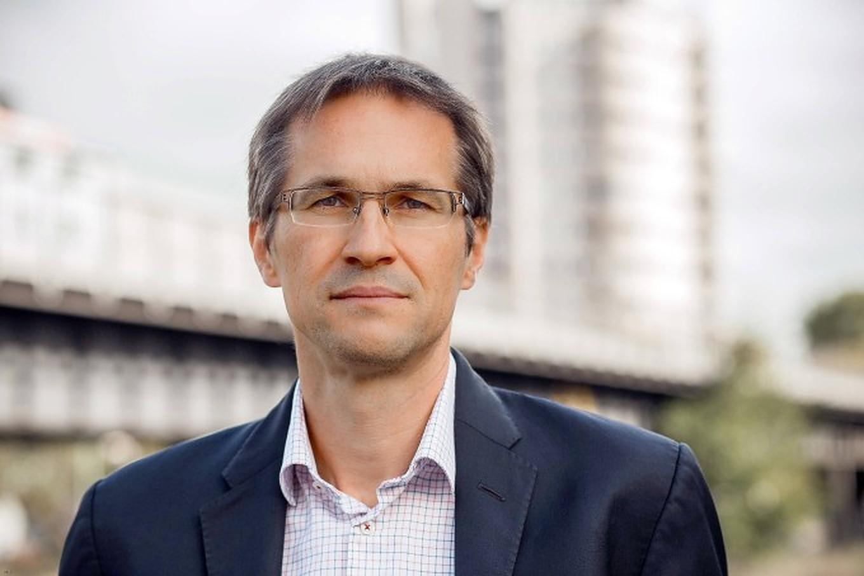Migrationsforscher Gerald Knaus