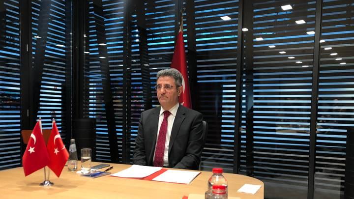 Türkischer Botschafter Berlin
