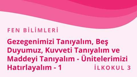 TRT EBA TV 19 Ocak