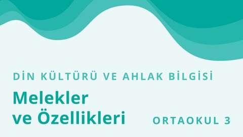 1 Ekim TRT EBA TV Ortaokul