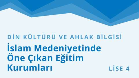 TRT EBA TV Lise 8 Ekim