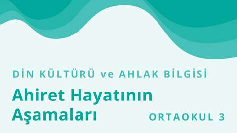 TRT EBA TV 15 Ekim Ortaokul