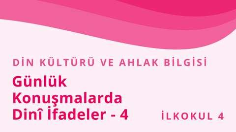 TRT EBA TV 15 Ekim İlkokul