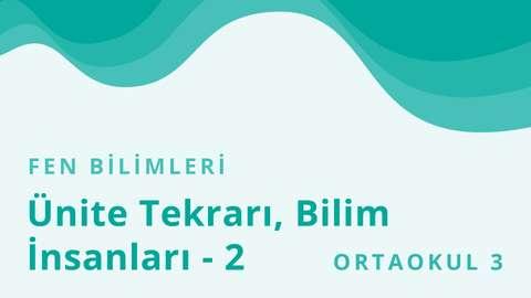 16 Ekim TRT EBA TV Ortaokul