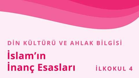 3 Aralık EBA TV Türkçe Din Kültürü