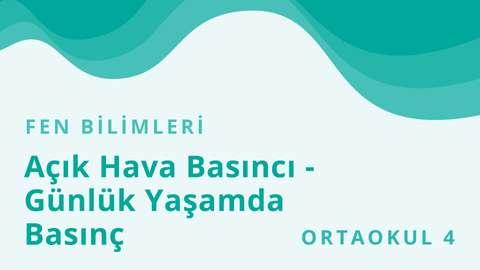 8 Aralık TRT EBA TV