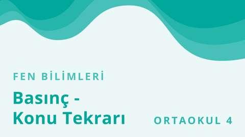 TRT EBA TV 11 Aralık