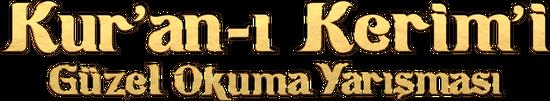 Kur'an-ı Kerim'i Güzel Okuma Yarışması 89.Bölüm